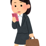 smartphone_businesswoman_walk